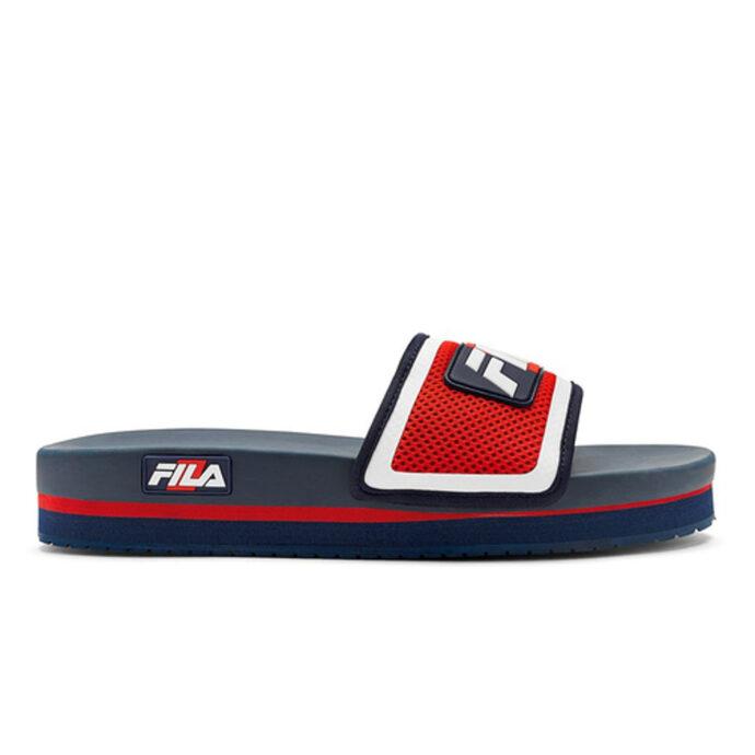 Fila Men's Lunar Slide Blue/Red/White