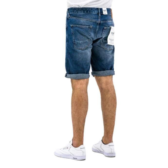 Paolo Man Shorts Blue-Jean Staff Gallery
