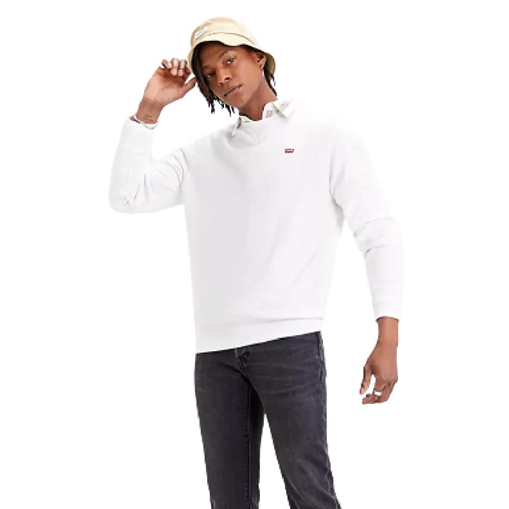 Levi's® New Original Crew-White Hoodie