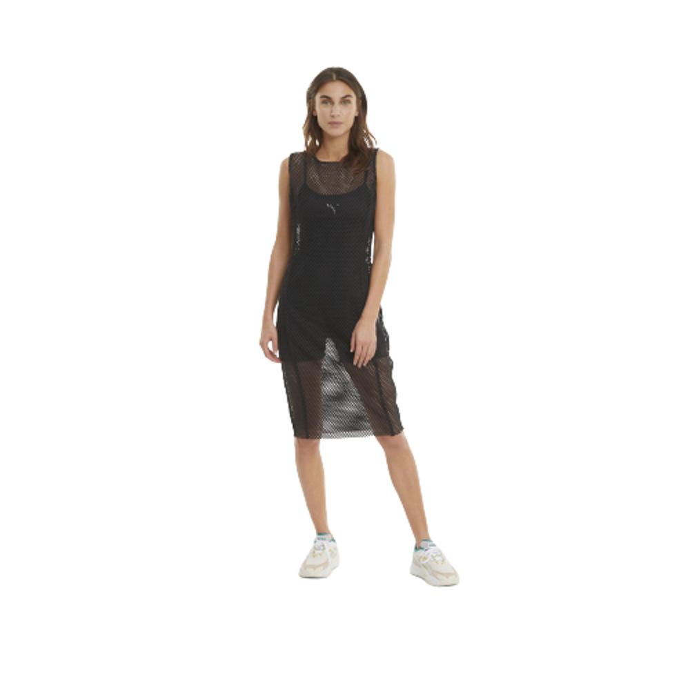 Puma Evide Mesh Women's Dress Black