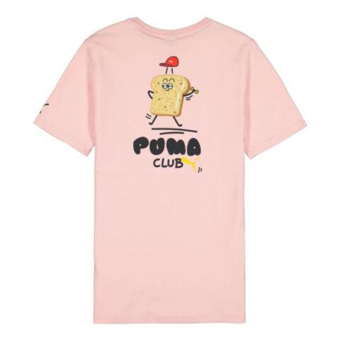 Puma Club Graphic-Tee Lotus