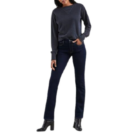 Levi's® 724 To The Nine-High Rise Straight