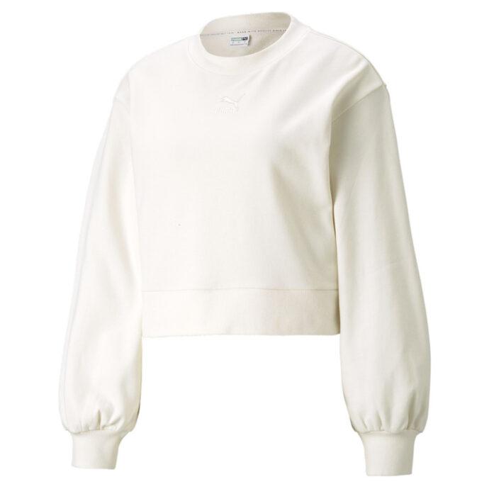 Puma Crew Neck Women's Sweatshirt No Color