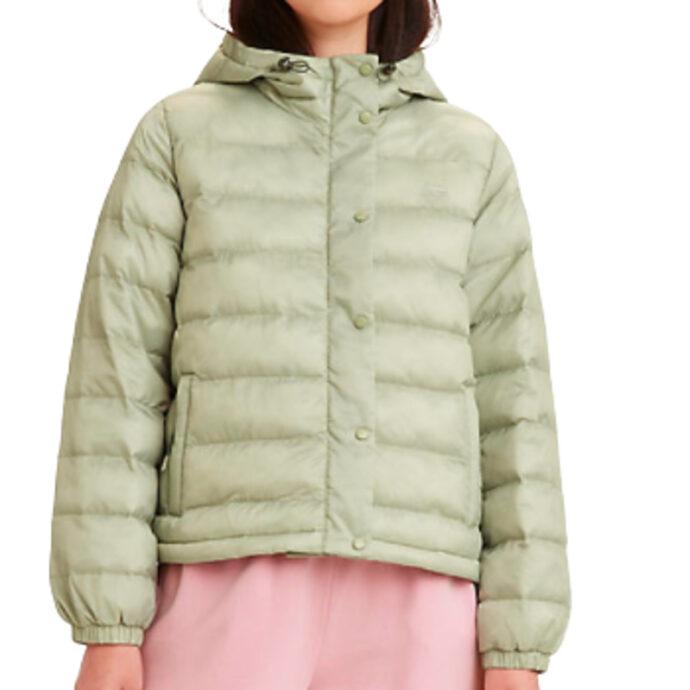 Levi's® Women's Edie Packable Jacket - Desert Sage