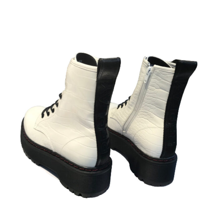 Replay Women's AMITY Ankle Boots White
