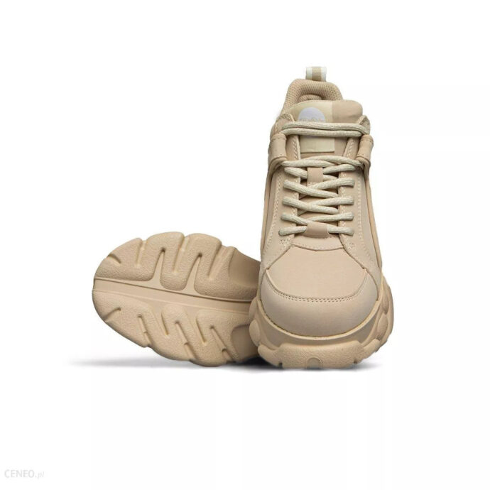 Buffalo CLD Corin Sneaker Vegan Cream