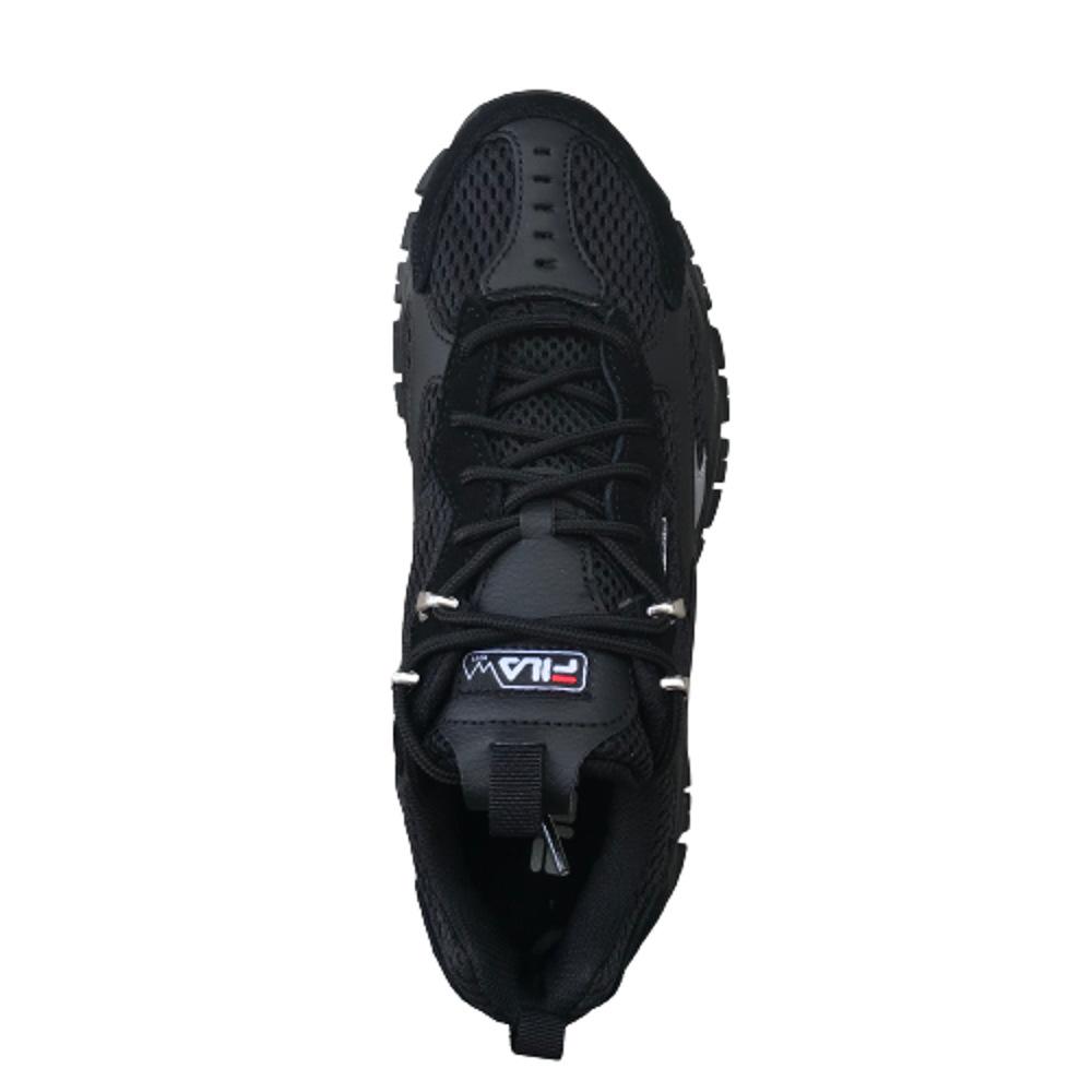 Fila Ray Tracer TR2 Men's Black Sneakers