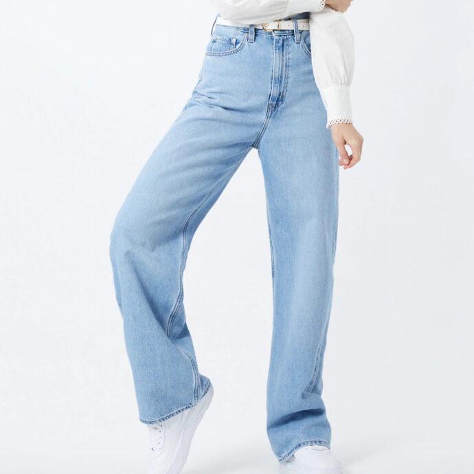 Levi's® Women's High Loose Jeans-Full Circle