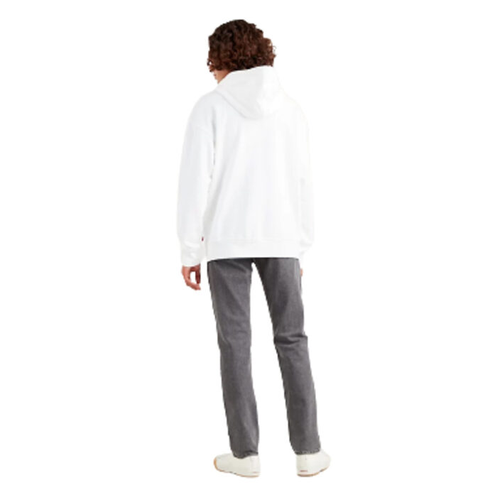Levi's® Relaxed Graphic Men's Hoodie White