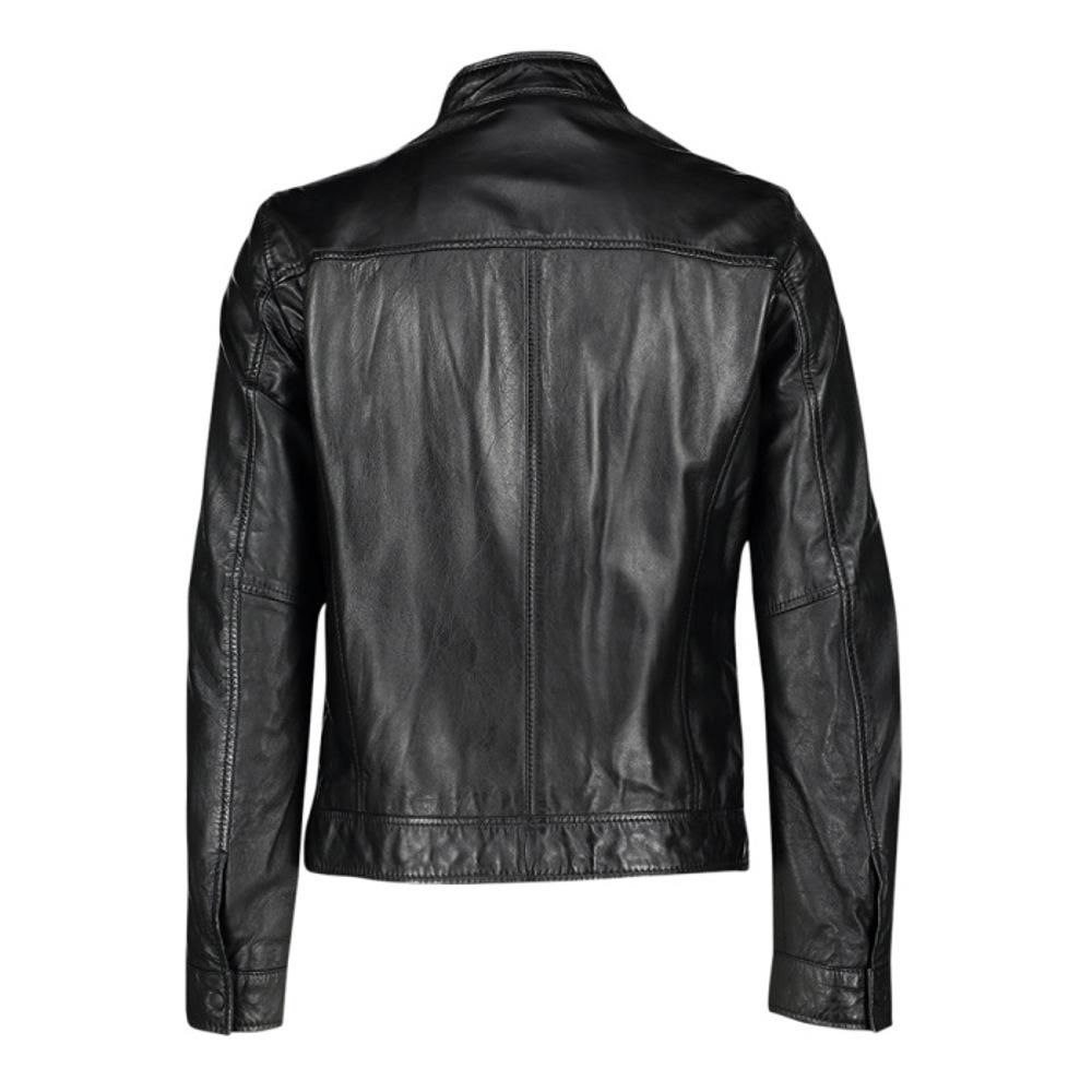 Oakwood Men's Agent Genuine Leather Jacket
