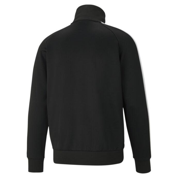 Puma Iconic T7 Men's Track Jacket Black