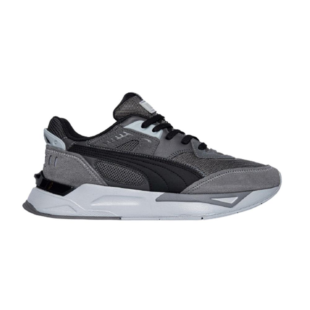 Puma Mirage Sport Remix Sneakers Black-Castlerock