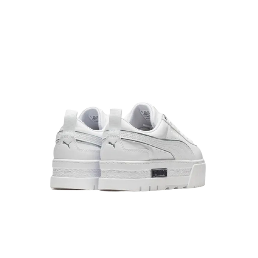 Puma Mayze Metal Women's White Sneakers