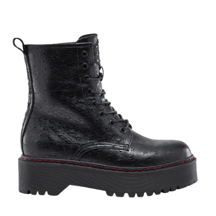 Replay Women's KELLEY Lace Up Ankle Boots
